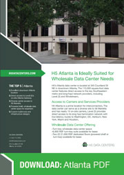 Atlanta Data Center