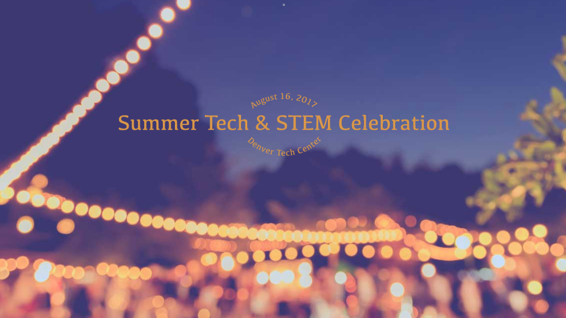 Summer STEM Party